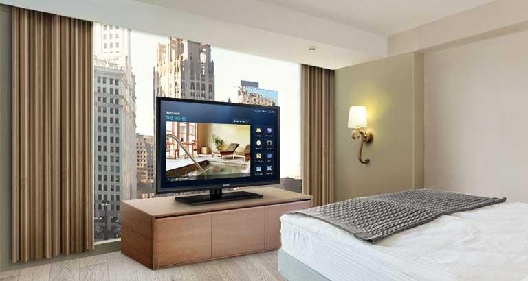 Samsung Hotel Tv rendszerek